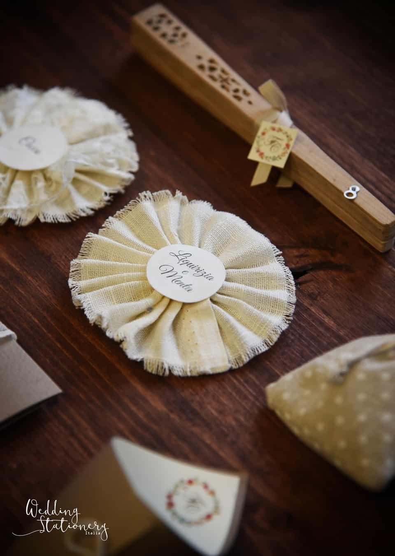 wedding stationery pizzo