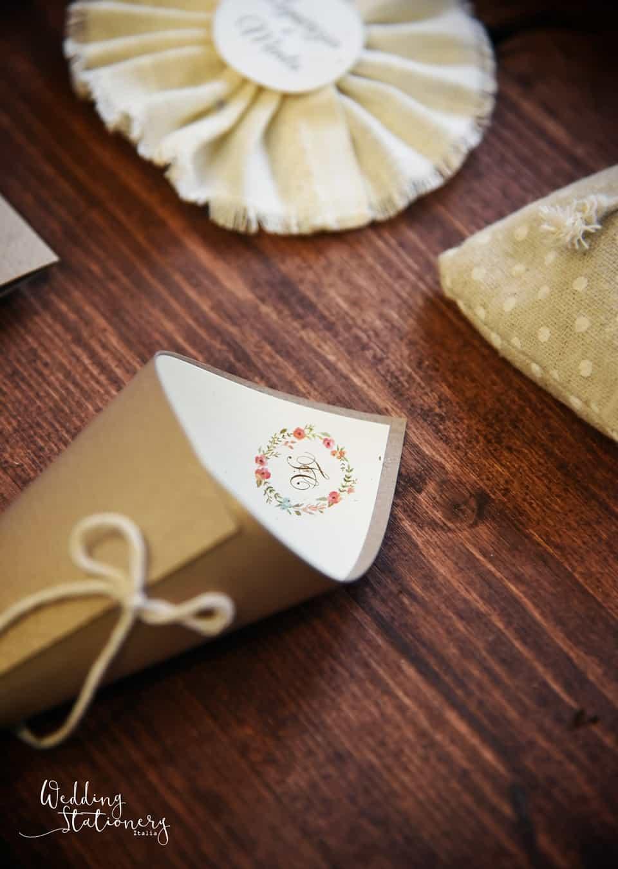 wedding stationery romantica