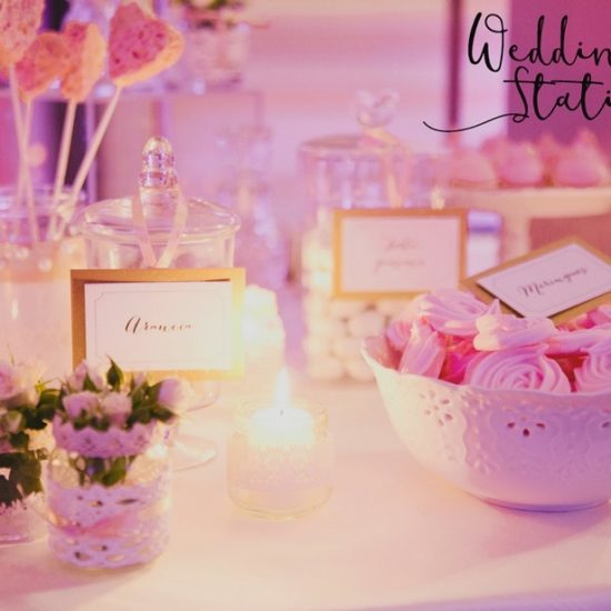 Sweet Table Matrimonio