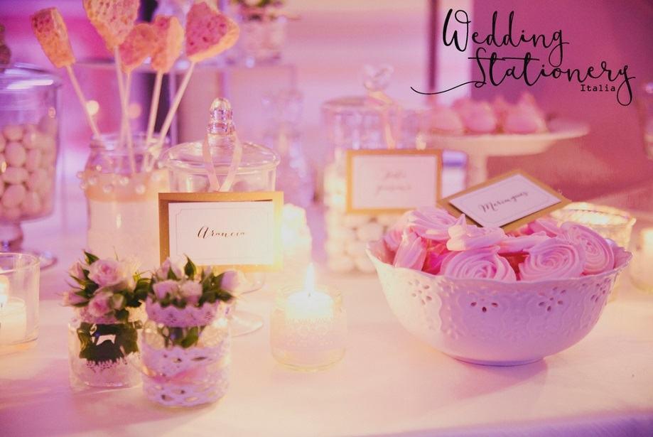 Sweet Table Matrimonio